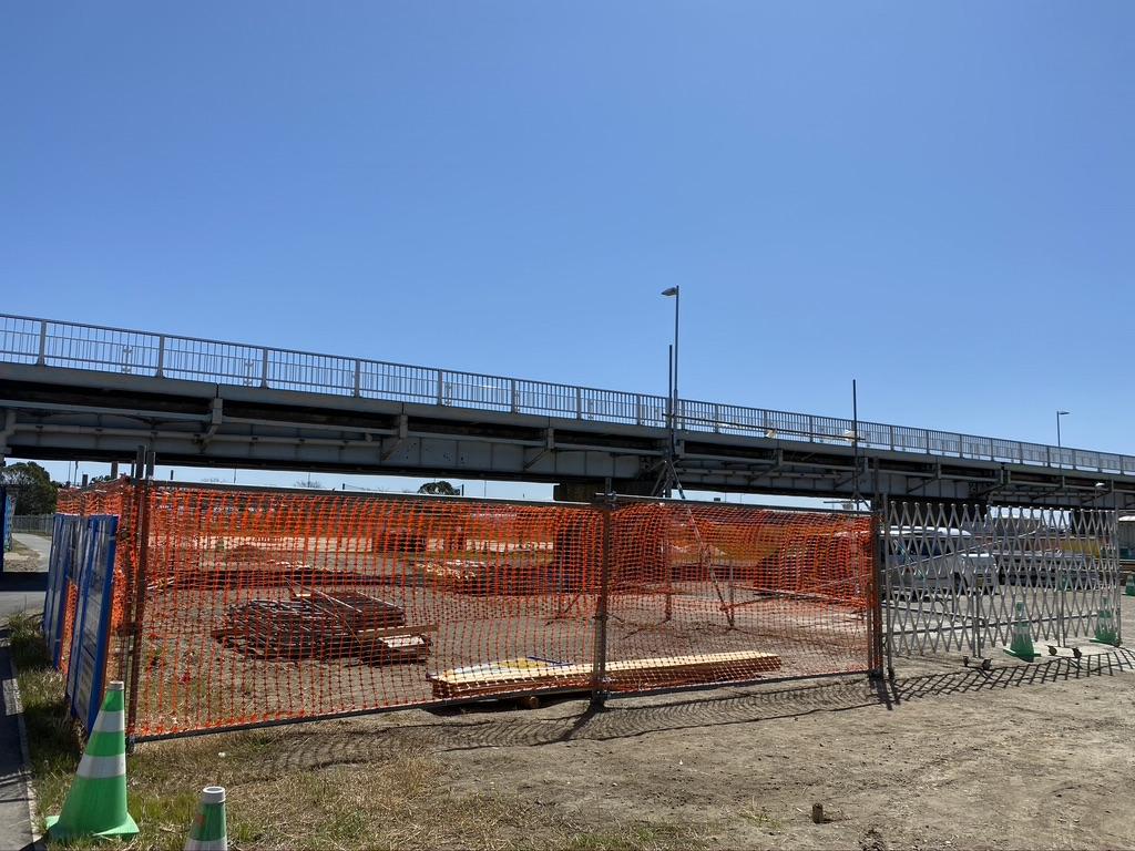新しい行徳橋
